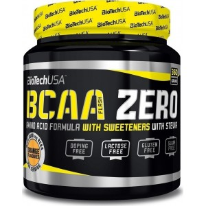 BioTech USA - BCAA Flash Zero 360g/40serv.