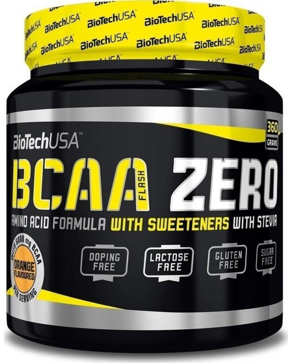 BioTech USA - BCAA Flash Zero 360g/40serv.