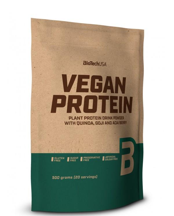 BioTech USA - Vegan Protein 500g