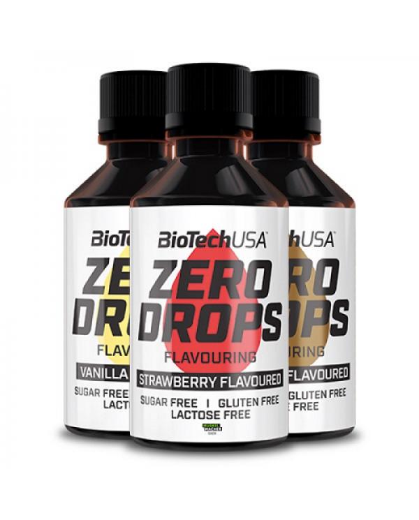 Biotech USA - Zero drops 50ml