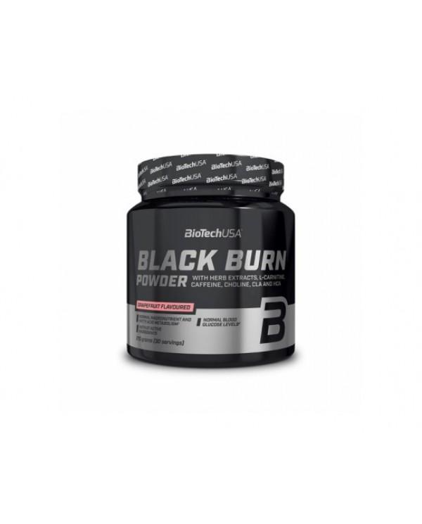 Biotech Usa - Black Burn Drink Powder - 210g