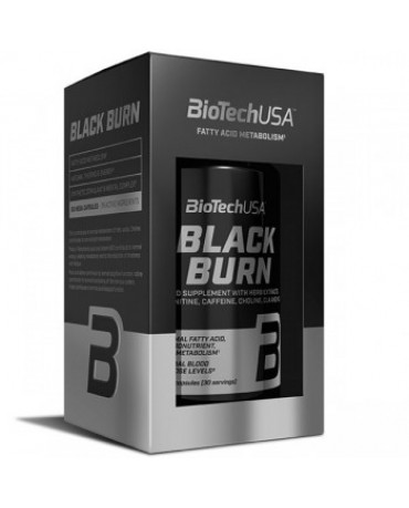 Biotech USA - Black Burn - 90 Capsules