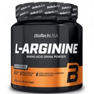 BioTech USA - L-Arginine powder 300g
