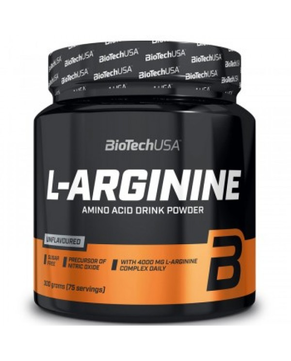 BioTech USA - L-Arginine powder 300g