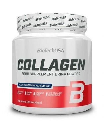 BioTech USA - Collagen powder 300g