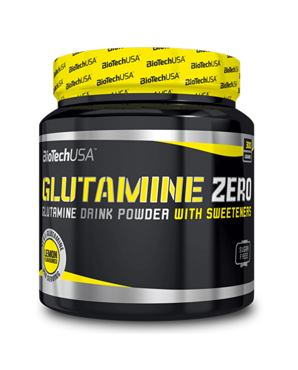 BioTech USA - Glutamin Zero 300g