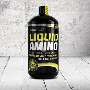 BioTech USA - LIQUID AMINO - Orange 1000 ml
