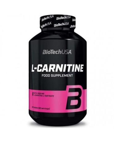BioTech USA - L-Carnitine 1000mg - 30tablets