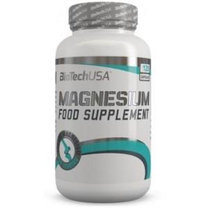 BioTech USA - Magnesium 120 capsules