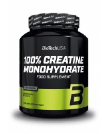BioTech USA - 100% Creatine Monohydrate 1000g Online Special!