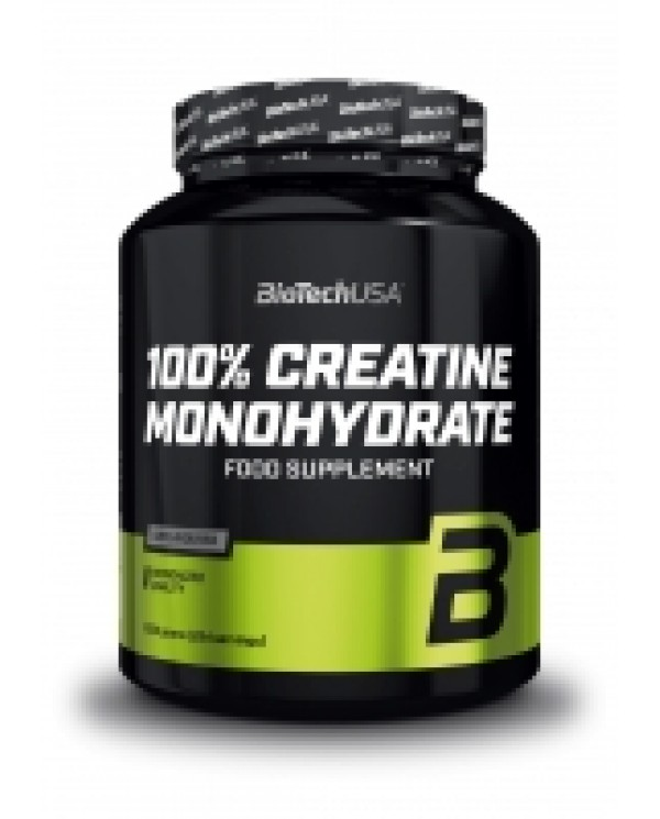 BioTech USA - 100% Creatine Monohydrate 1000g Online Special!