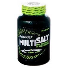 BioTech USA - Multi Salt Electrolyte - 60 capsules