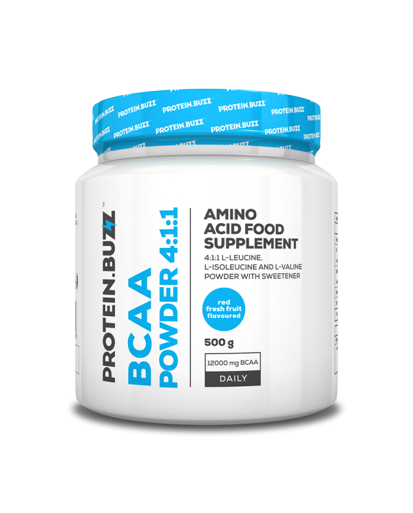 Protein Buzz - BCAA Powder 4:1:1 * 500g