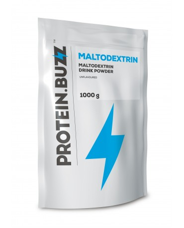 Protein Buzz - Maltodextrin 1kg bag * unflavored