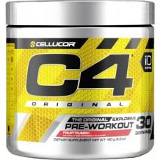 Cellucor - C4 Original Pre Workout / 30 serving - 195g