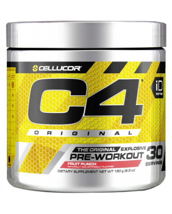 Cellucor - C4 Original Pre Workout / 30 serving - 195g