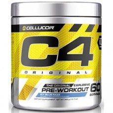 Cellucor - C4 Original Pre Workout / 60 serving  - 390g