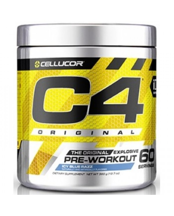 Cellucor - C4 Original Pre Workout / 60 serving  - 390g