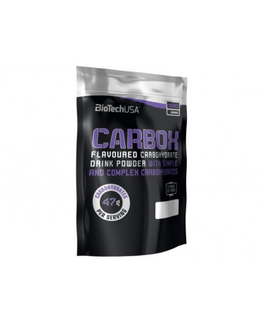 BioTech USA - CarboX 1000g - flavoured