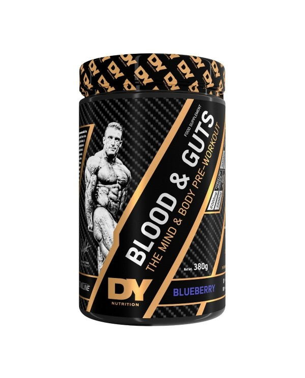 Dorian Yates  - BLOOD & GUTS 380g