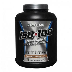 Dymatize - ISO-100 Hydrolized Whey Protein 2270g/5lb