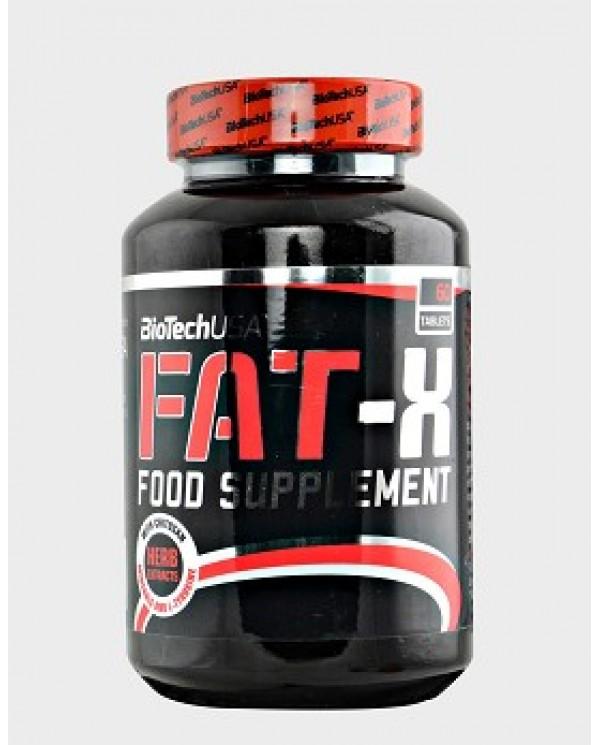 Biotech USA - Fat-X 60tabs