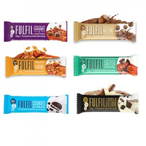 Fulfil - Protein bars with vitamins 60g bar