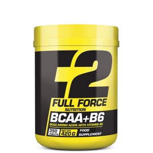 Full Force Nutrition - BCAA + B6   350tablets