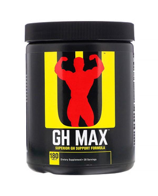Universal - GH Max 180tabs