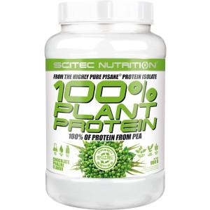 Scitec Nutrition - 100% Plant Protein 900g Chocolate Praline