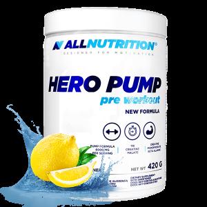 All Nutrition - Hero Pump 420g * 30servings * stim free pwo