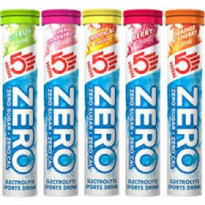 High5 - ZERO Natural  - Electrolyte tabs * 20