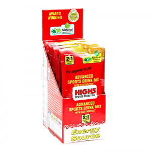 High5 - Energy Source 2:1 - Box of 12sachet * 47g