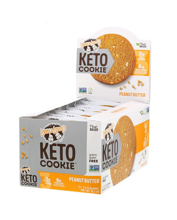 Lenny and Larry`s - KETO cookie (45 g)