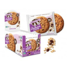 Lenny and Larry`s - Complete Cookie *Oatmeal raisin * Box of 12 (BBE: 29.10.2020)