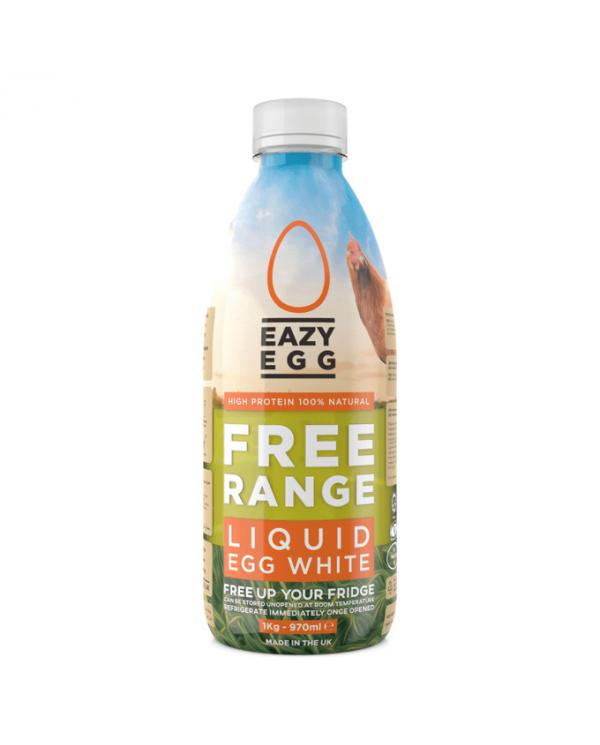 Eazy Egg - Free Range Liquid Egg Whites 1kg