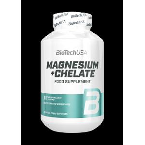 BioTech USA - Magnesium + Chelate 60 caps