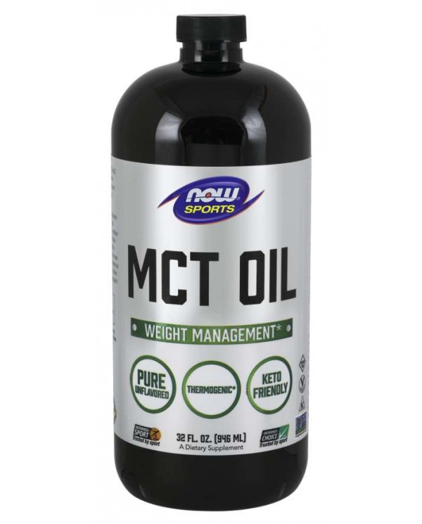 Now foods - Now Sports MCT Oil - 32 fl. oz.(946ml)