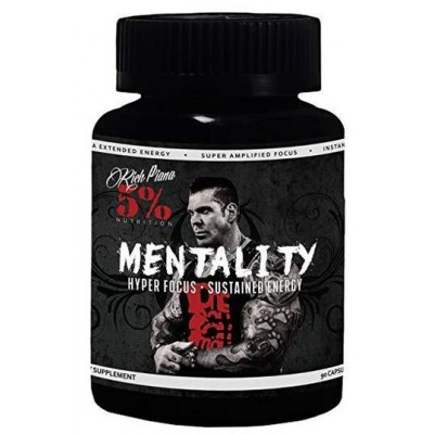 5% Nutrition - Mentality