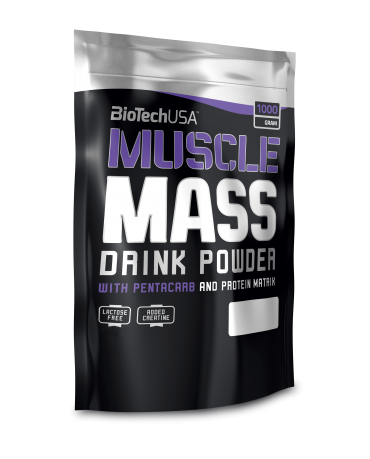 BioTech USA - Muscle Mass 1000g