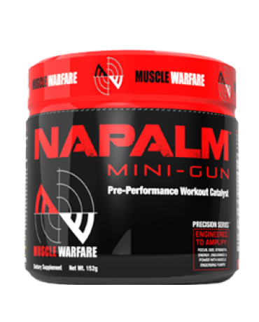 Muscle Warfare - Napalm Mini Gun 119g