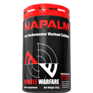Muscle Warfare - Napalm 248g