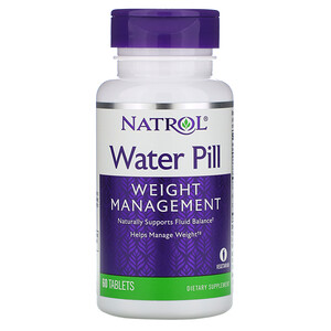 Natrol - Water Pill (60 tablets)