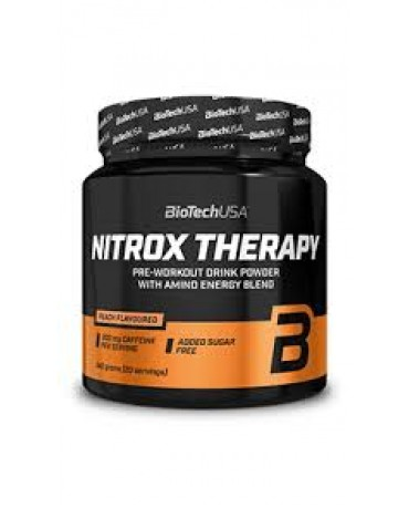 BioTech USA - Nitrox Therapy 340g - pre workout powder 20serv.