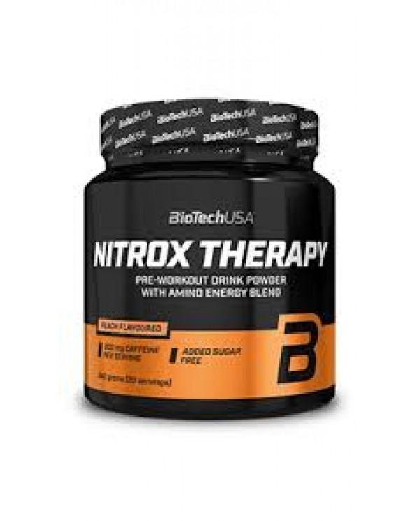 BioTech USA - Nitrox Therapy 340g - pre workout powder 20serv.