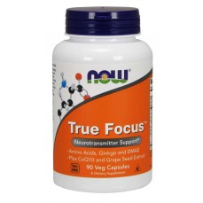 Now Foods - True Focus (90 Veg capsules)