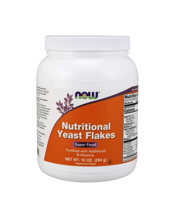 Now Foods - Nutritional Yeast Flakes 284g