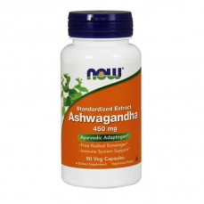 Now Foods - Ashwagandha 450mg - 90caps