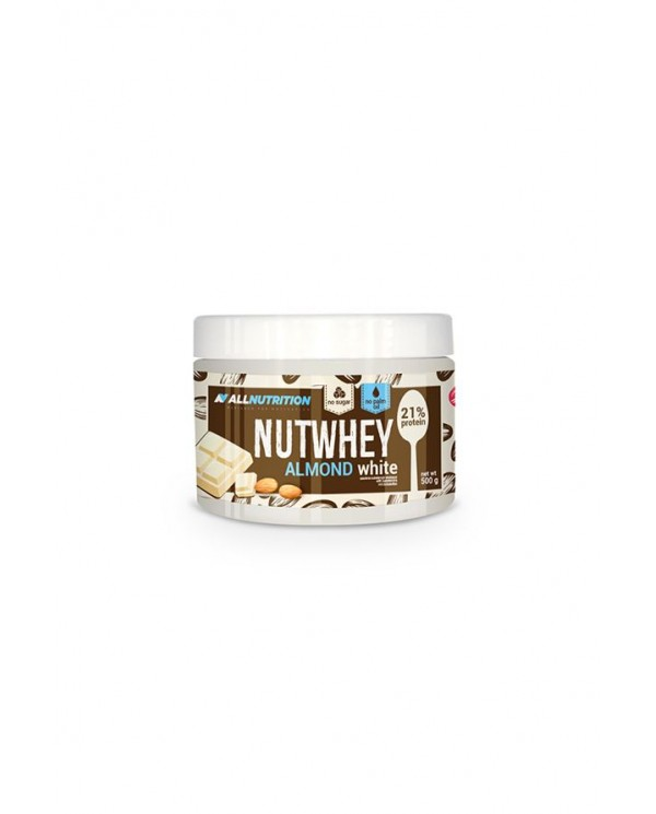 All Nutrition - Nutwhey Almond White Chocolate 500g