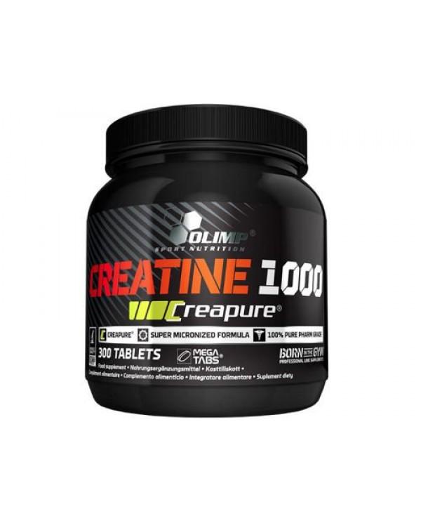 Olimp - Creapure Creatine 1000 - 300 Tablets